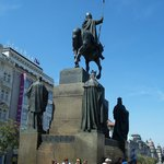 Statue of St. Wenceslas