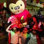 Funky Monkeys Halloween Party