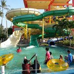 3 slides here are fun for older kids and adults and there are another two more extreme ones on t