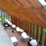 Burrell collection cafe