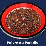 Poivre du Paradis ou poivre de Guinée (Ataku)...