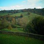 Veduta sulla valle