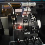 737 Throttle quadrant