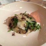 Risotto aux champignons et parmesan