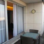 litle balcony