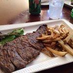 The best steak