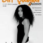 Date with Elif Çağlar Quintet