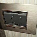 borken curtains switch