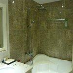 salle de bain chambre Exécutive