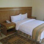 Een prima bed met uitstekend matras