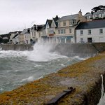 St Mawes in a Storm