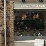 Newest café in Haworth...