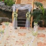 Ceremony in Lobby