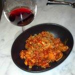 Fiori di Mare with Shrimp and Crab