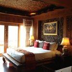 Deluxe Room ; very nice room
