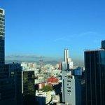 Vista sobre Reforma en un día despejado