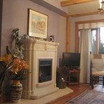 Silken sitting room
