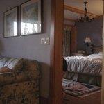 Silken room