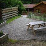 Nethy/Dulnain BBQ/ Garden