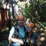 Kapalua Ziplines--good times!