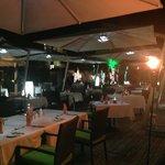 Oceanfront dining !!