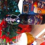 La birra di natale a leggera gradazione offerta da Antonella