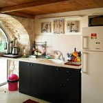 Beit Yosef Bed & Breakfast Kitchen