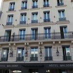 El Hotel Waldorf Montparnasse