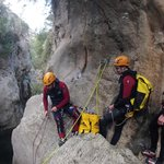 canyoning in mallorca with E.M