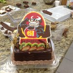 La Parrillada Chocolate CAke
