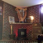 The Guinness harp