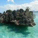 Le lagon vers Tamarin