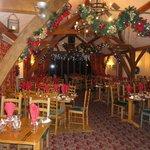 Oak Room at Christmas 2011