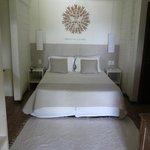 Une de chambre de l'hôtel