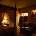 the Chablis room