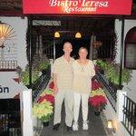 A perfect night at Bistro Teresa