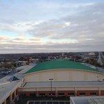 View of Bentonville