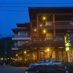 Alina Grande Hotel - hillside