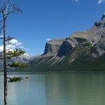Lake Minnewanka - July 2013