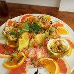 O'Corail lobster salad