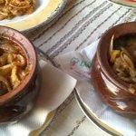 Kavarma,en med kylling og en med svinekjøtt,nydelig mat :)