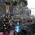 las decoraciones navideñas
