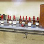 Makers Mark factory line