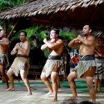 New Zeland Men Dancing
