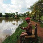 pescaria esportiva