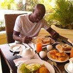 breakfast, the 'looshan' way!