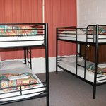 Family rooms available