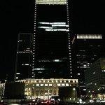 東京駅ライトアップ2