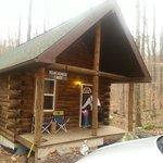Mountaineer cabin
