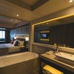 Bathroom in Habour Studio